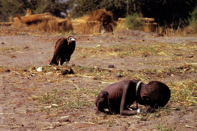 © Kevin Carter / The New York Times